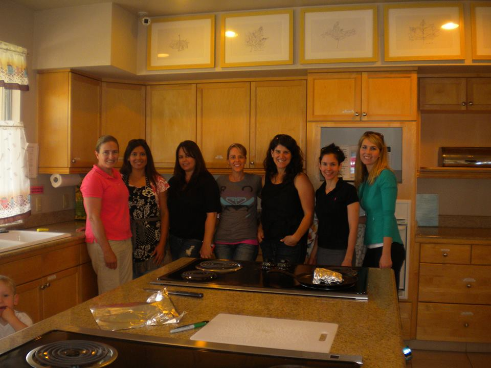 Making Meals at the Ronald McDonald House